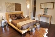 Фото 42 Кровати кожаные (69 фото): стильная роскошь в современном интерьере