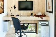 Фото 5 Кожаное кресло для компьютера: обзор комфортных и недорогих моделей 2019 года