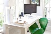 Фото 2 Кожаное кресло для компьютера: обзор комфортных и недорогих моделей 2019 года