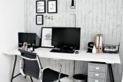 Фото 9 Кожаное кресло для компьютера: обзор комфортных и недорогих моделей 2019 года