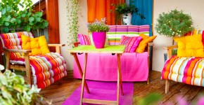 Мебель для балкона и лоджии (47 фото): корпусная, плетеная, мягкая фото