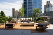 Фото 21 Мебель для балкона и лоджии (47 фото): корпусная, плетеная, мягкая
