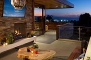 Фото 17 Мебель для балкона и лоджии (47 фото): корпусная, плетеная, мягкая