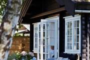 Фото 2 Окна в деревянных домах (43 фото): особенности выбора и установки