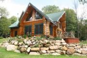 Фото 4 Окна в деревянных домах (43 фото): особенности выбора и установки