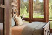 Фото 9 Окна в деревянных домах (43 фото): особенности выбора и установки