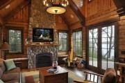 Фото 11 Окна в деревянных домах (43 фото): особенности выбора и установки