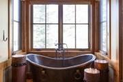 Фото 14 Окна в деревянных домах (43 фото): особенности выбора и установки