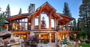 Окна в деревянных домах (43 фото): особенности выбора и установки фото