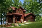Фото 17 Окна в деревянных домах (43 фото): особенности выбора и установки