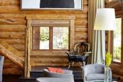 Фото 20 Окна в деревянных домах (43 фото): особенности выбора и установки