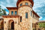 Фото 21 Отделка фасада дома (50 фото): как сделать дом привлекательнее и теплее