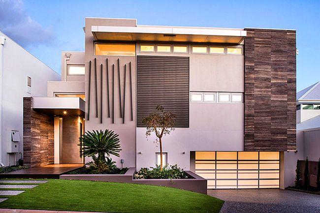 Отделка фасада дома (50 фото): как сделать дом привлекательнее и теплее