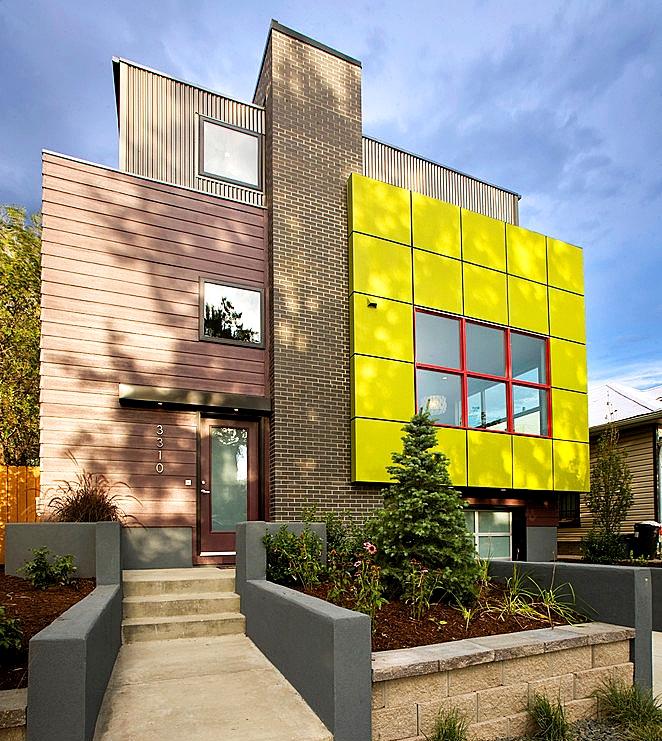 Частный дом виды отделки фасадов
