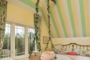 Фото 15 Подвесная кровать (45 фото): сладкий сон на парящем облаке