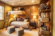 Фото 3 Подвесная кровать (45 фото): сладкий сон на парящем облаке