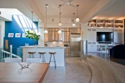 Фото 8 Пол на кухне: сравнение популярных вариантов покрытий и 60+ лучших идей для интерьера