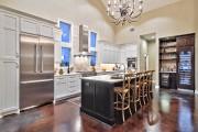 Фото 11 Пол на кухне: сравнение популярных вариантов покрытий и 60+ лучших идей для интерьера