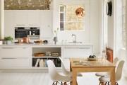 Фото 16 Пол на кухне: сравнение популярных вариантов покрытий и 60+ лучших идей для интерьера