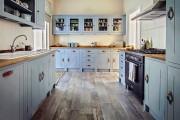 Фото 13 Пол на кухне: сравнение популярных вариантов покрытий и 60+ лучших идей для интерьера