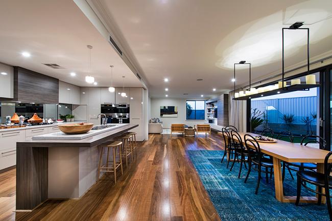 С помощью ковролина можно задать общий тон интерьера и на его основе построить цветовую схему оформления комнаты
