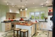 Фото 5 Пол на кухне: сравнение популярных вариантов покрытий и 60+ лучших идей для интерьера