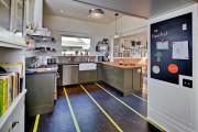 Фото 7 Правильный пол на кухне (45 фото): на чем остановить свой выбор?