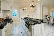 Фото 14 Пол на кухне: сравнение популярных вариантов покрытий и 60+ лучших идей для интерьера