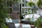 Фото 21 Проект дома с зимним садом (51 фото): когда уютно и людям, и растениям