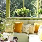 Проект дома с зимним садом (51 фото): когда уютно и людям, и растениям фото