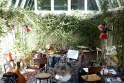 Фото 14 Проект дома с зимним садом (51 фото): когда уютно и людям, и растениям
