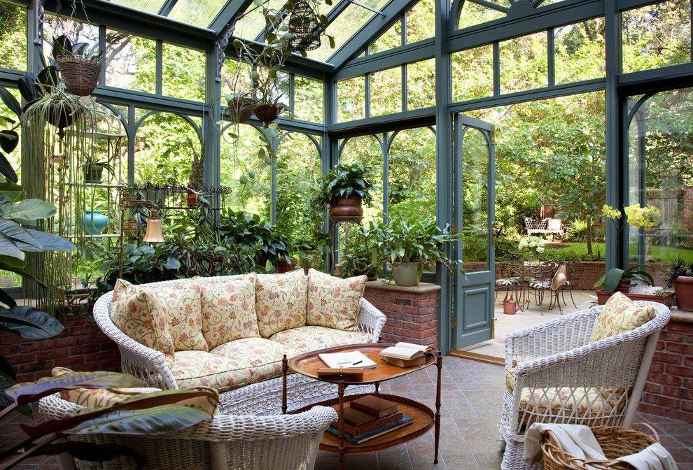 Зимний сад - отличное место для отдыха
