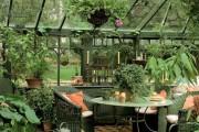 Фото 6 Проект дома с зимним садом (51 фото): когда уютно и людям, и растениям