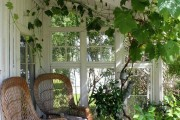 Фото 16 Проект дома с зимним садом (51 фото): когда уютно и людям, и растениям