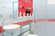 Фото 5 Столешницы для ванной комнаты (80+ моделей для современного интерьера): как выбрать, виды и материалы