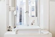 Фото 15 Столешницы для ванной комнаты (80+ моделей для современного интерьера): как выбрать, виды и материалы
