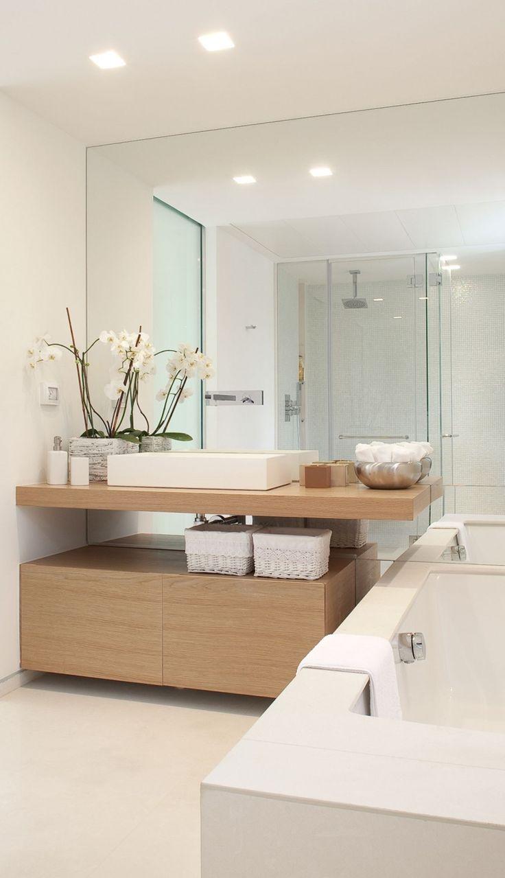 Столешница и тумбочка для ванной комнаты из МДФ