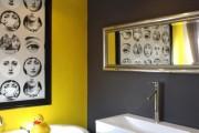 Фото 17 Столешницы для ванной комнаты (80+ моделей для современного интерьера): как выбрать, виды и материалы