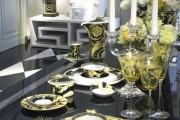Фото 19 Столовый сервиз (65+ фото): рациональная практичность и роскошный декор