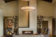 Фото 11 Светодиодные светильники потолочные для дома (47 фото): феерия света