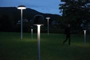 Фото 13 Уличные фонари (48 фото): как преобразить ваш участок
