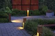 Фото 8 Уличные фонари (48 фото): как преобразить ваш участок