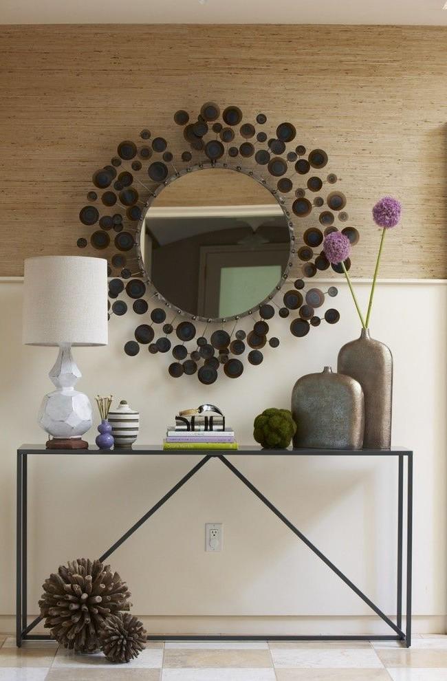 Зеркала декоративные своими руками