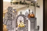 Фото 9 120+ фото Фееричные витрины магазинов — Лондон, Париж, Нью-Йорк