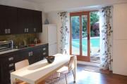 Фото 8 Занавески на кухню (44 фото): практично, модно, стильно