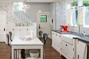 Фото 9 Занавески на кухню (44 фото): практично, модно, стильно