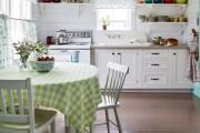 Фото 11 Занавески на кухню (44 фото): практично, модно, стильно