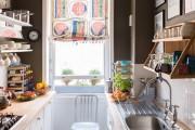 Фото 15 Занавески на кухню (44 фото): практично, модно, стильно