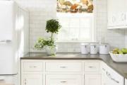 Фото 18 Занавески на кухню (44 фото): практично, модно, стильно