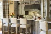 Фото 21 Занавески на кухню (44 фото): практично, модно, стильно